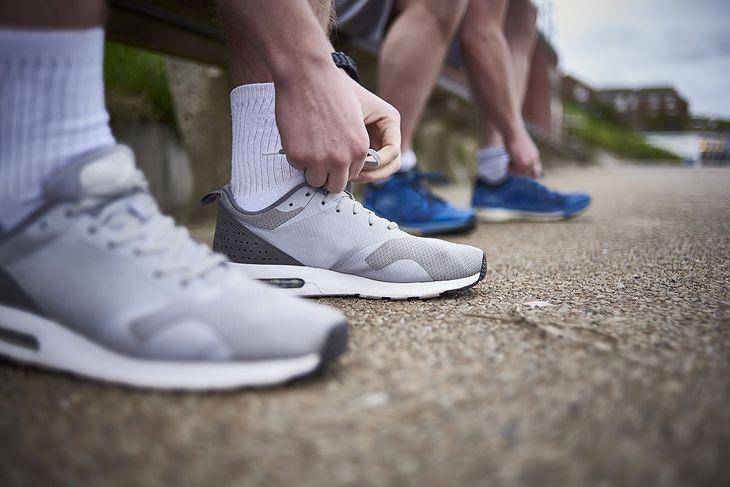 Na zdjęciu: buty do biegania