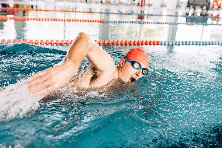 Kraul to najszybszy styl pływacki