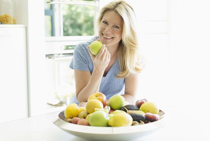 Owoce i warzywa to dobre uzupełnienie diety na redukcję