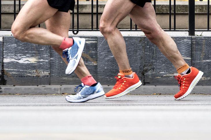 Wybór odpowiednich butów to kluczowa sprawa dla biegaczy