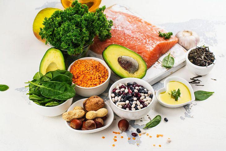 Żywność o niskim poziomie cholesterolu