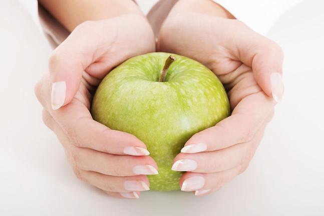 Jabłka w diecie