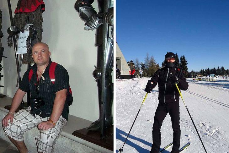 Trzy lata zajęło Wojtkowi zrzucenie 35 kg
