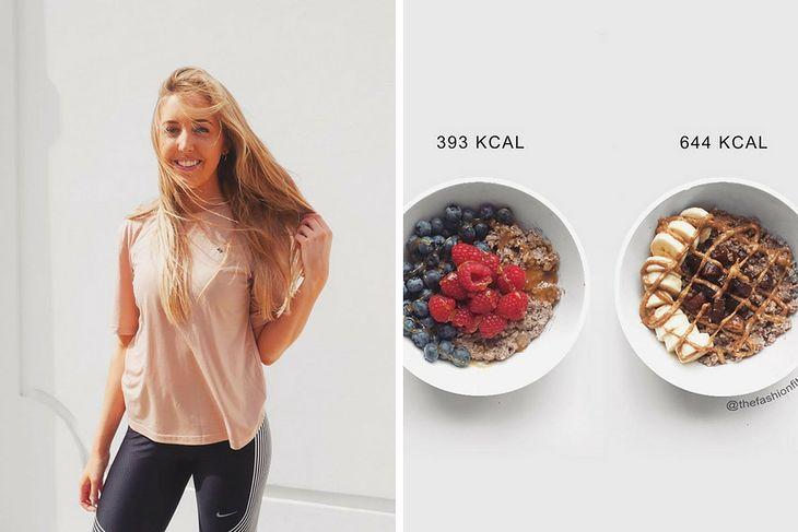 Lucy obala mity na temat kalorii