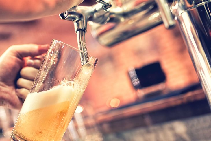 Kaloryczność piwa