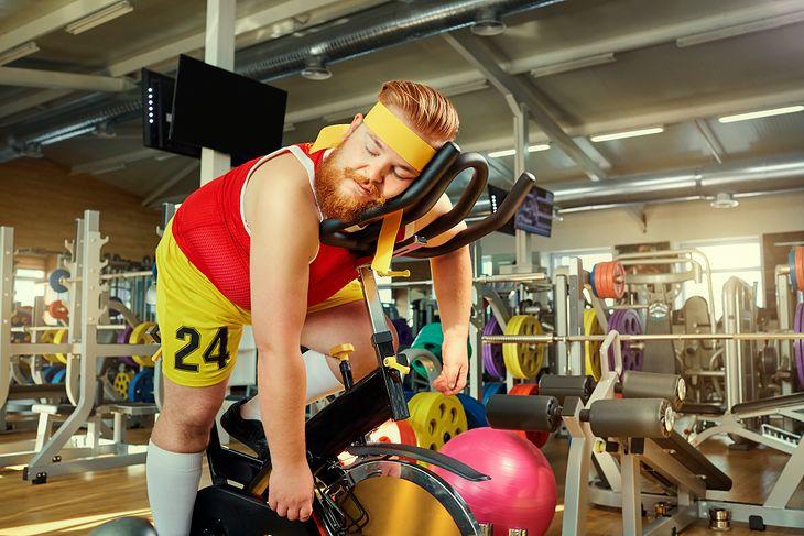 Ćwiczenia to nie wszystko. Aby schudnąć, trzeba również dbać o dietę.