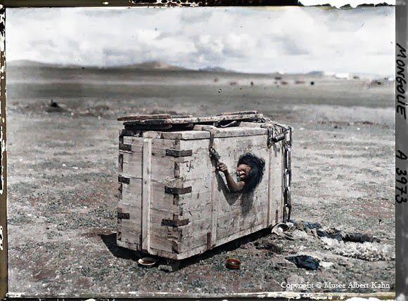 Fotografia z Archiwum Planery Alberta Kahna, 1909 r.