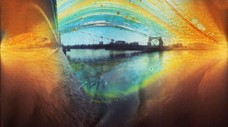Most Grunwaldzki we Wrocławiu, 120 dni ekspozycji