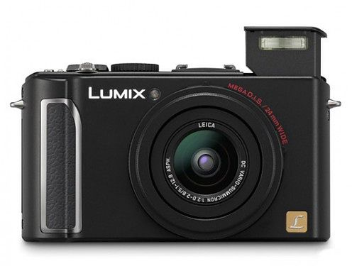Panasonic Lumix DMC-LX3 - firmware 2.0