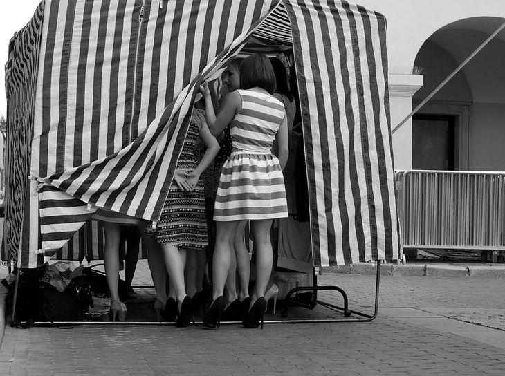 Zwyciężczyni kategorii Fotografia Ulicy w VI edycji konkursu fotograficznego Empiku.