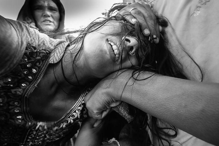 Pielgrzymka Nanda Devi Raj Yatra.