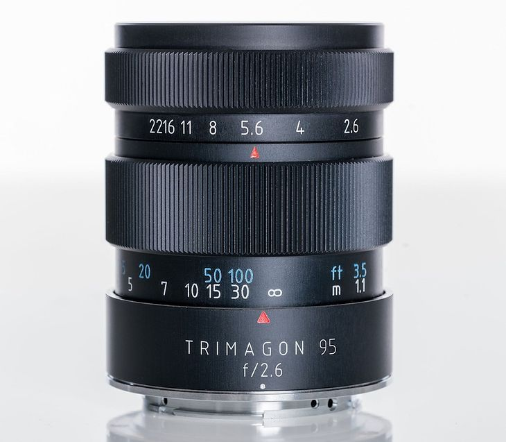 Trimagon 95 mm f/2.6