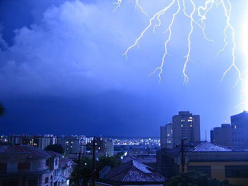 Summer Storm - Lapa, S?o Paulo