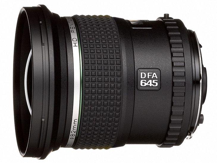 HD Pentax-D FA645
