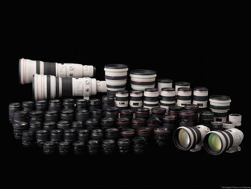 Filmowanie lustrzankami - jaki obiektyw wybrać?