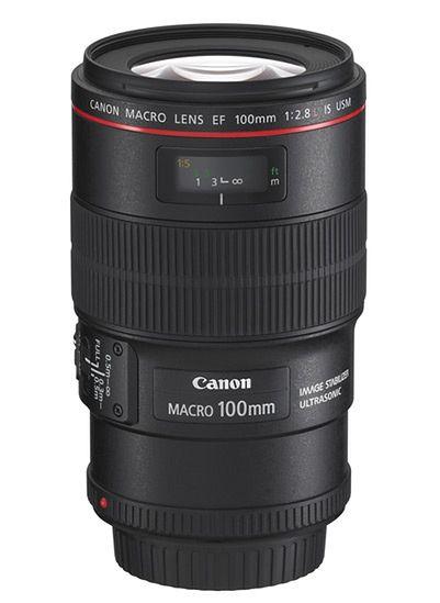 Canon EF 100mm f/2.8L Macro z hybrydową stabilizacją obrazu