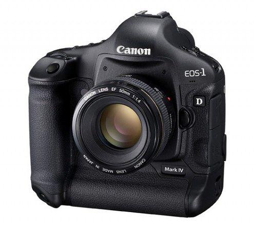 Pierwsze zdjęcia i filmy z Canona EOS-1D Mark IV