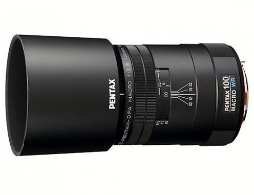 Pentax prezentuje nowy obiektyw Macro D-FA 100mm F2.8 WR
