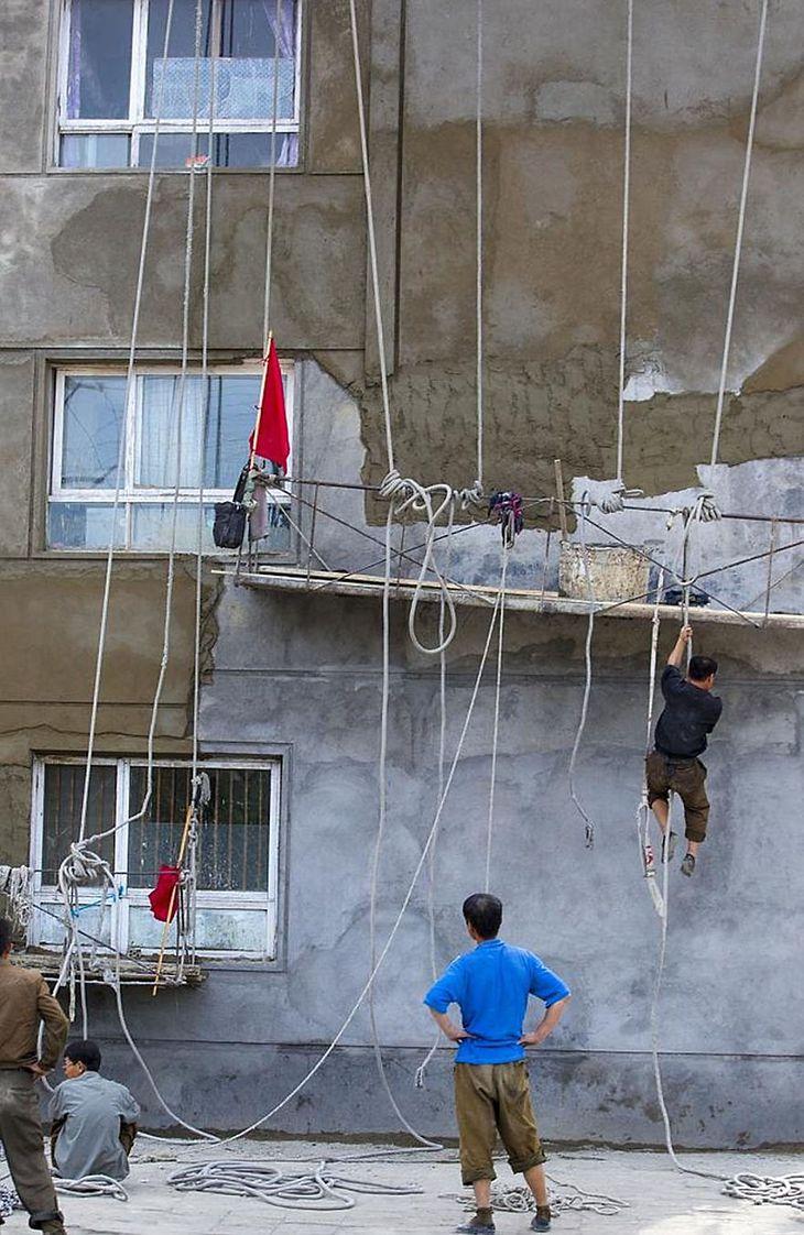 W Korei Północnej panują niskie standardy bezpieczeństwa.