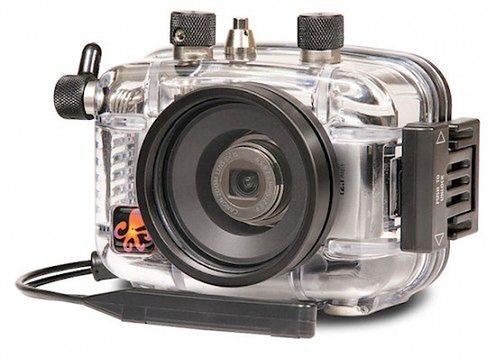Podwodne obudowy Ikelite dla kompaktów Canona