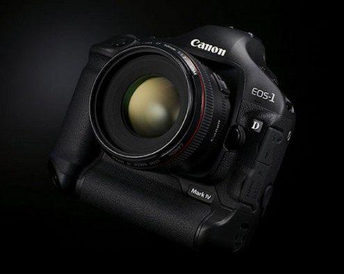 Canon EOS-1D Mark IV ? szybki, czuły i wytrzymały aparat dla zawodowców