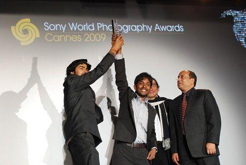 Gala SWPA w 2009 roku w Cannes, fot. K.Basel