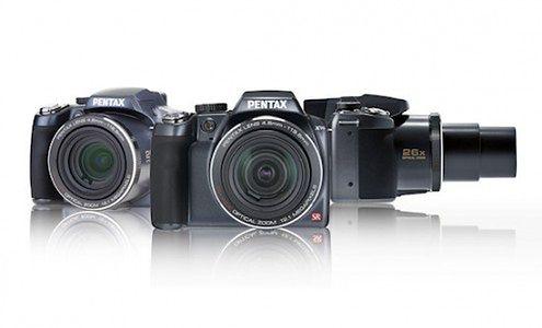 Pentax X90 z 26-krotnym zoomem