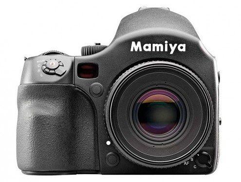 Mamiya DL33, czyli całe 33 megapiksele w średnim formacie