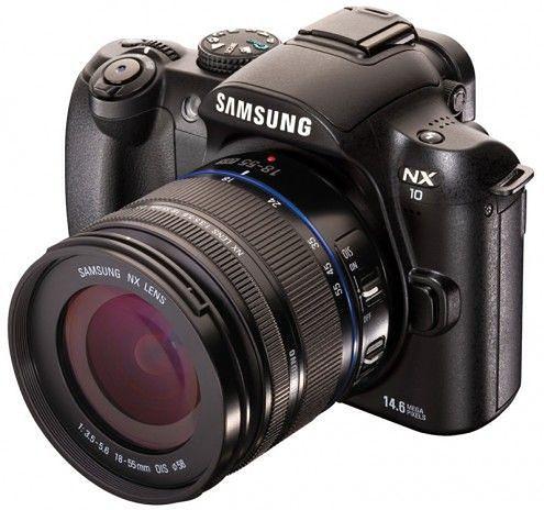 Trzy nowe obiektywy do nowego systemu Samsung NX