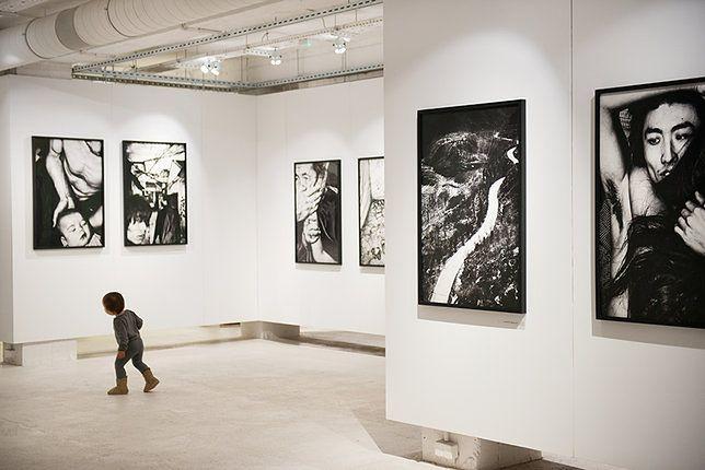 Wystawa Jacoba Sobola w Leica Gallery.