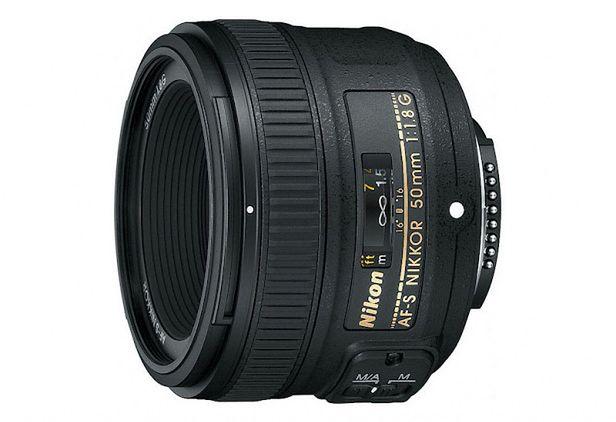 AF-S NIKKOR 50 mm f/1,8G - nowy klasyk wśród obiektywów