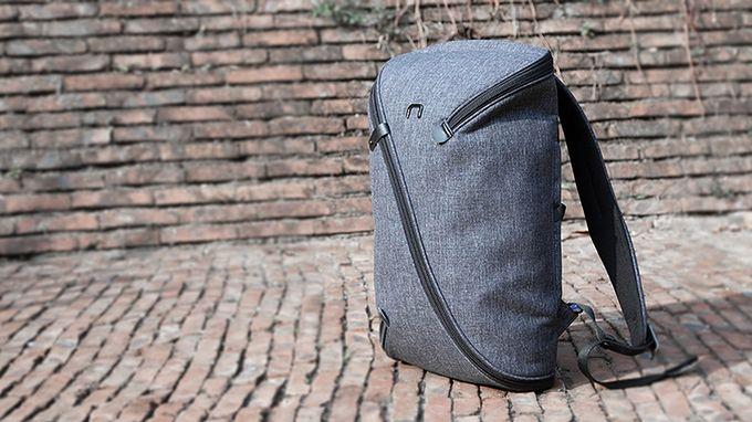 Uno II - minimalistyczny plecak do różnych zastosowań
