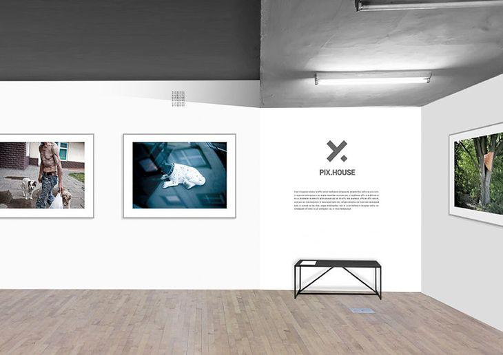 Tak może wyglądać Pix.house - nowa galerie fotografii w Poznaniu.