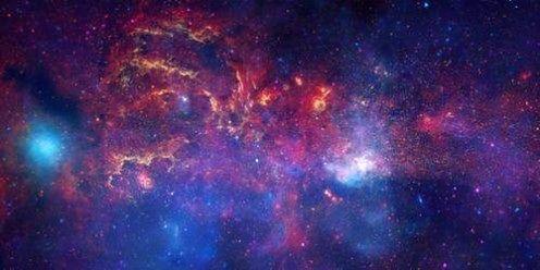 3 fantastyczne zdjęcia - jedna Droga Mleczna