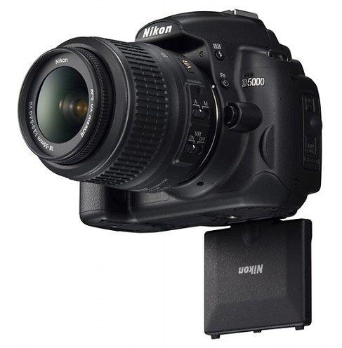Nikon D5000 - kolejna lustrzanka z funkcją nagrywania filmów HD