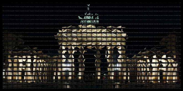Brama Brandenburska w Berlinie © Thomas Kellner