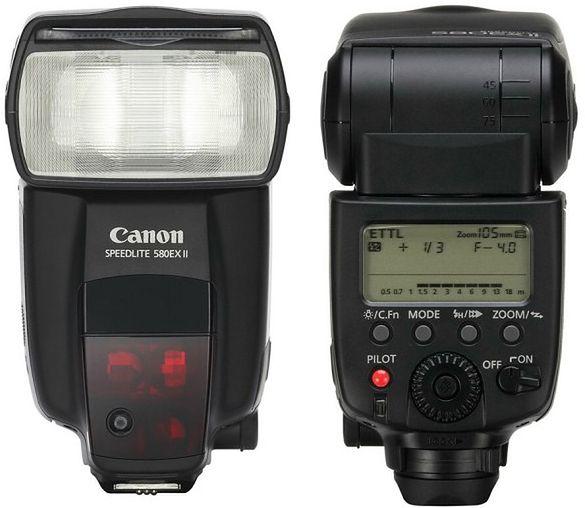 Lampa Canon 580 EXII