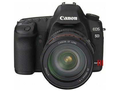 Canon 5D Mark III pod koniec roku?