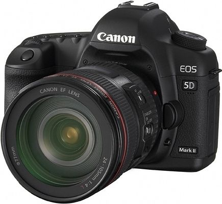 Canon 5D Mark II firmware 2.0.4 - błąd naprawiony