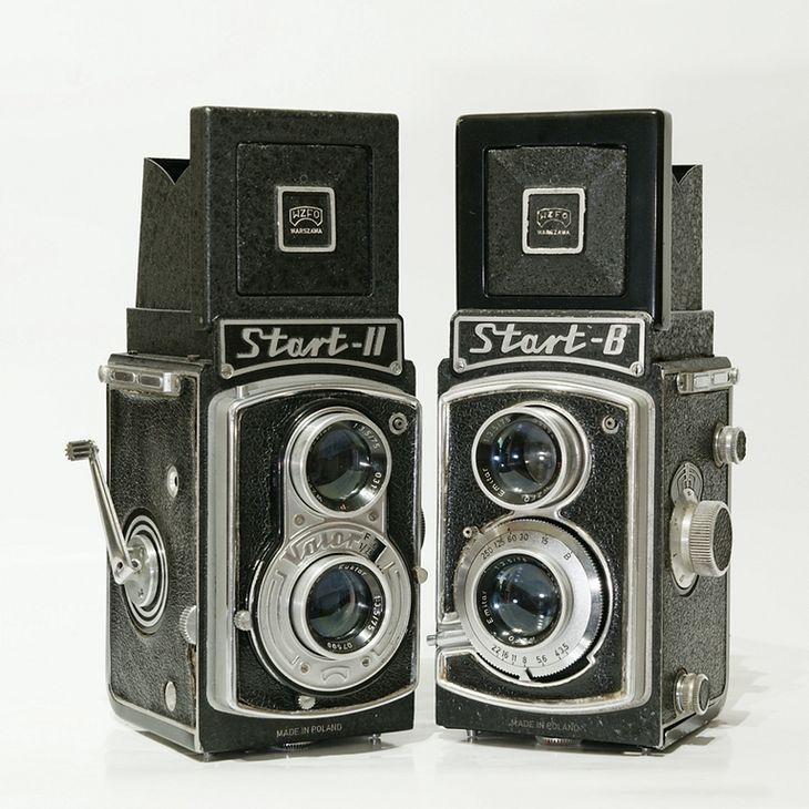 Fotograf na etacie w Odrze [1969]