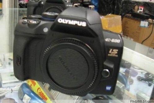 Plotki: Olympus E-600 na zdjęciach