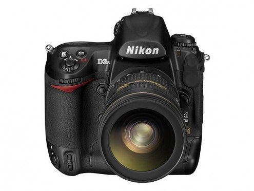 Nikon D3s - 14fps i HD video już 3 listopada?