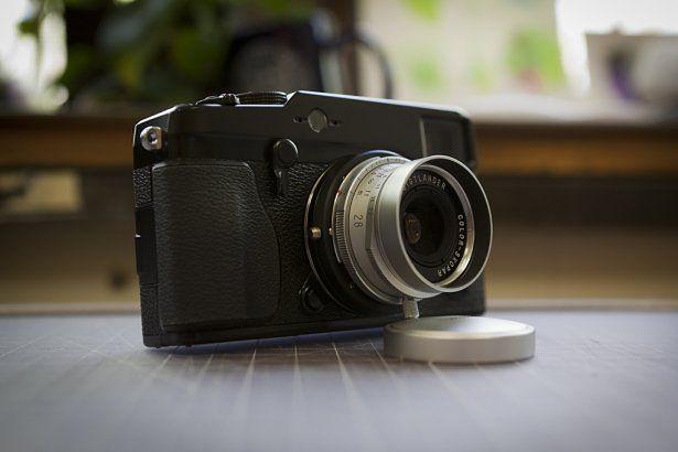 Fuji X-Pro 1, Voigtlander 28mm f/3.5 © Soe Lin / Flickr / CC 2.0