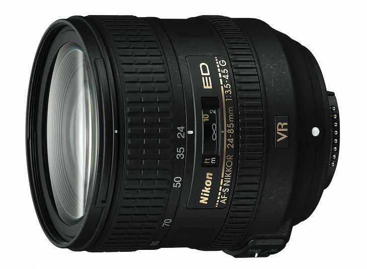 AF-S Nikkor 24–85 mm f/3,5–4,5G ED VR
