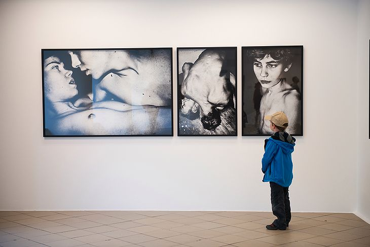 Wystawa Jacoba Sobola