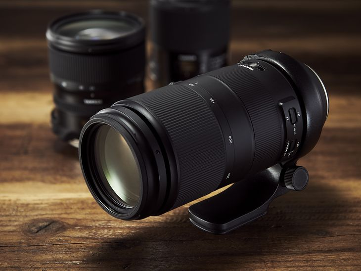 Tamron 100-400 mm f/4.5-6.3 Di VC USD