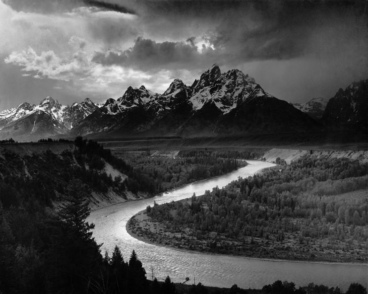 Grand Tetons and the Snake River, Grand Teton National Park, Wyoming