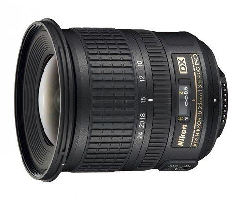 Nikkor AF-S DX 10-24 mm f/3.5-4.5G ED