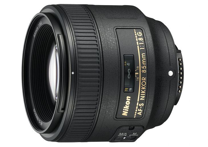 AF-S NIKKOR 85 mm f/1,8G