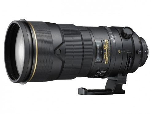 Obiektyw Nikkor AF-S 300 mm f/2.8G ED VR II